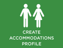 Create Accomodations Profile