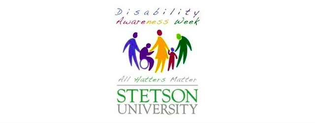 Disability Awareness at Stetson University