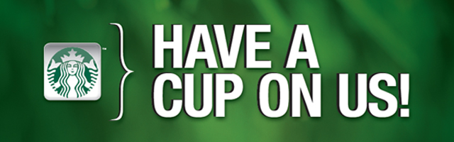 Have A Cup Banner