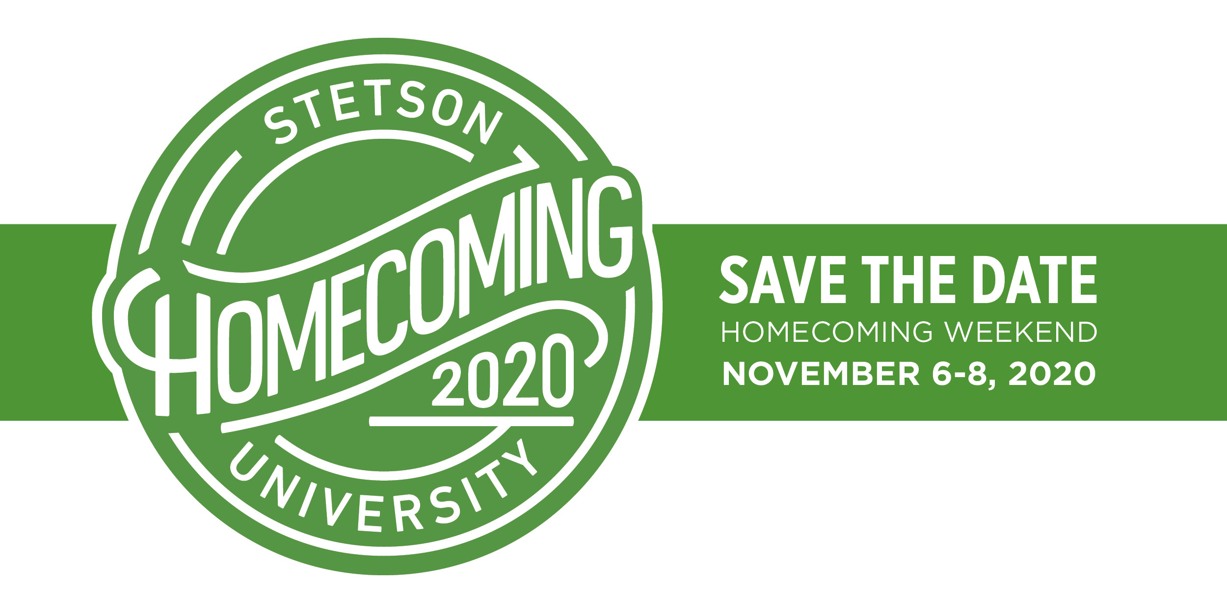 Save the date: November 6-8, 2020