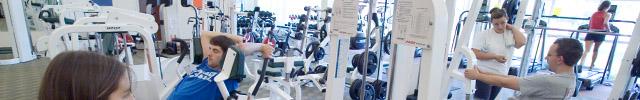 Hollis Center Gym