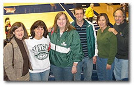 Alumni Supporting Athletics