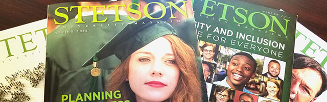 Stetson Magazines