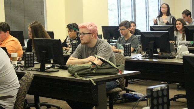 Comp Sci Students