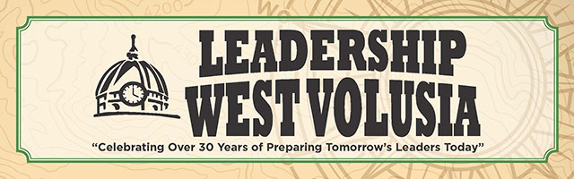 Leadership West Volusia Logo Banner