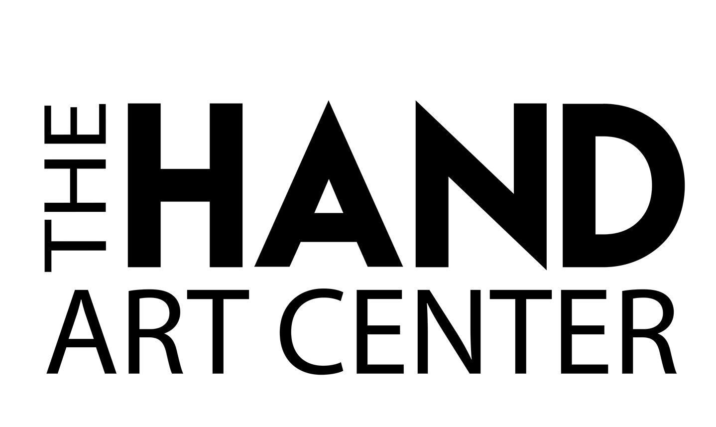 Logo of the Hand Art Center