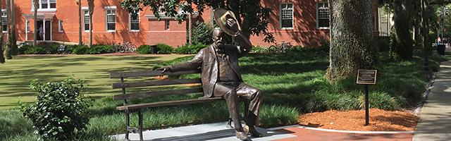 John B. Stetson Statue