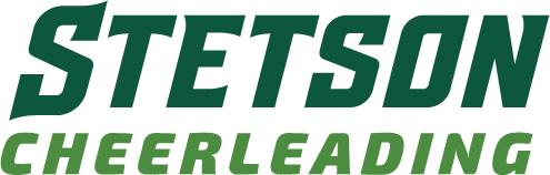Stetson Cheerleading Logo