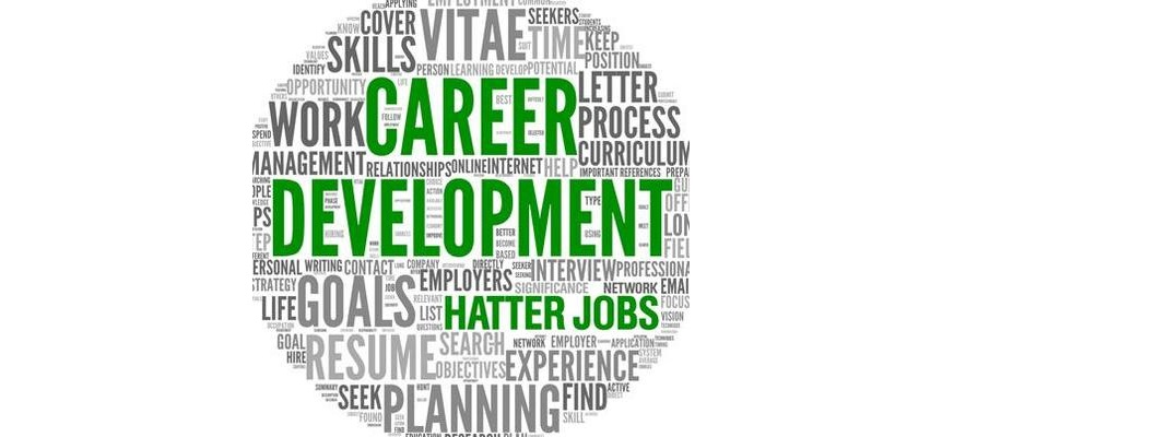 Career and Professional Development Word Cloud