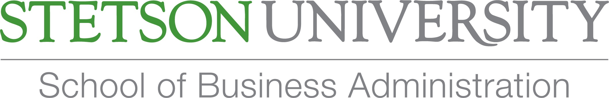 School of Business Administration Logo