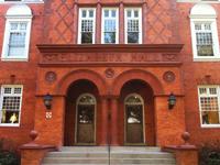 Elizabeth Hall Entrance