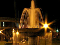 Holler Fountain