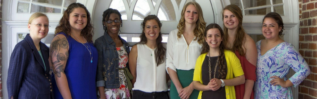 Stetson Whitehead Scholar recipients
