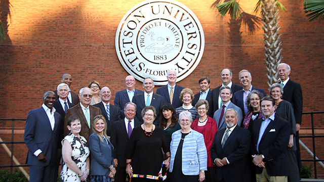 Stetson University Tuition >> Board of Trustees