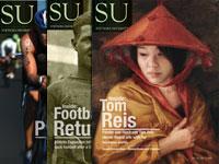 Stetson Magazine cover