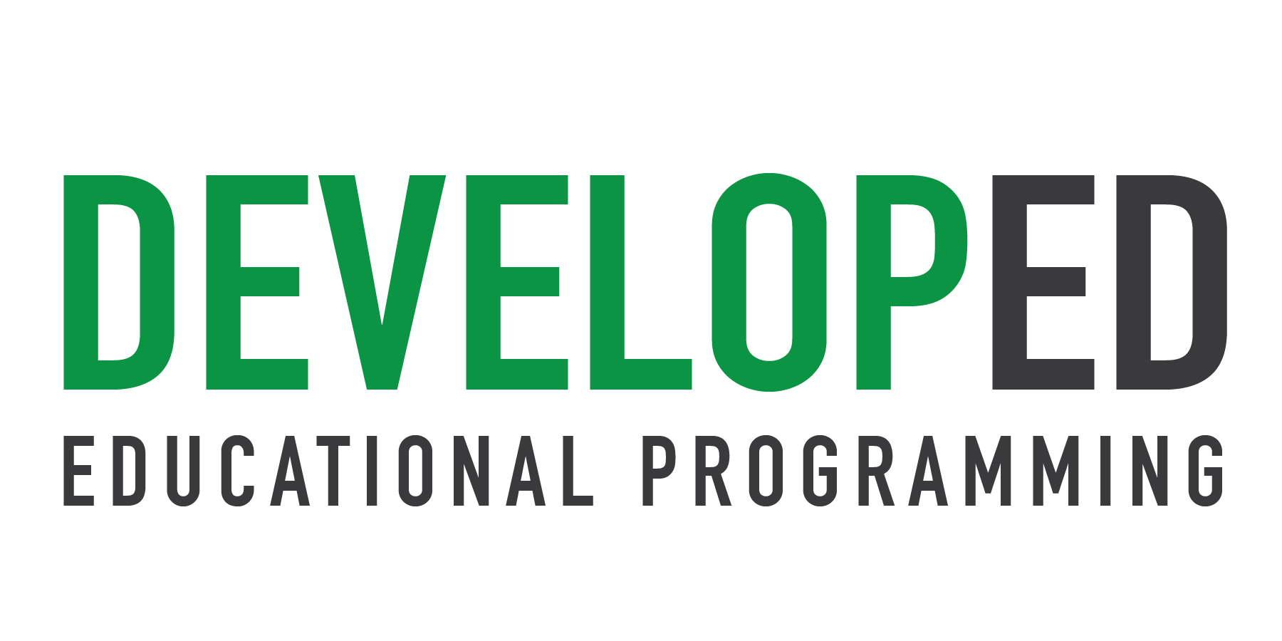 DevelopED Logo