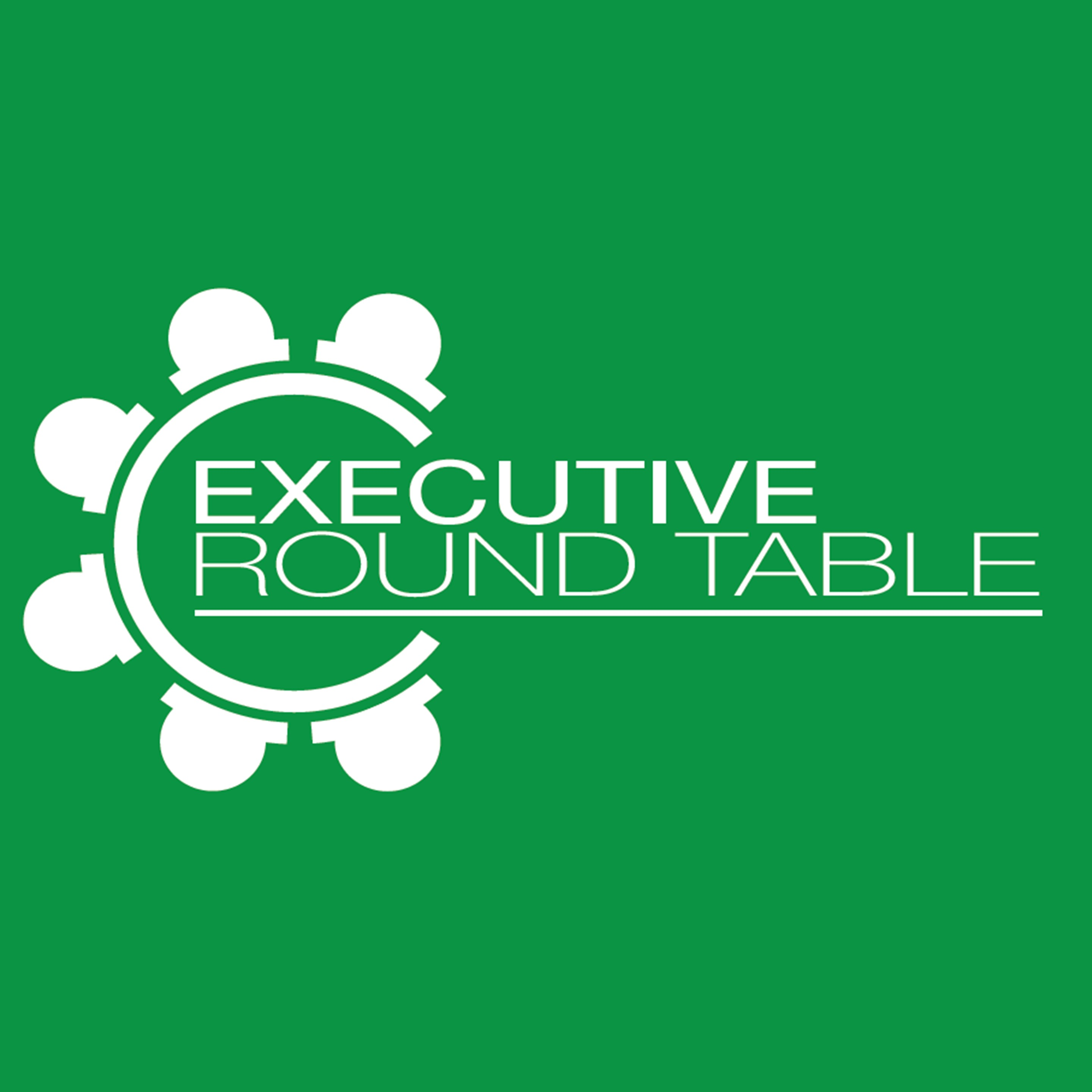 Green Executive Round Table Logo