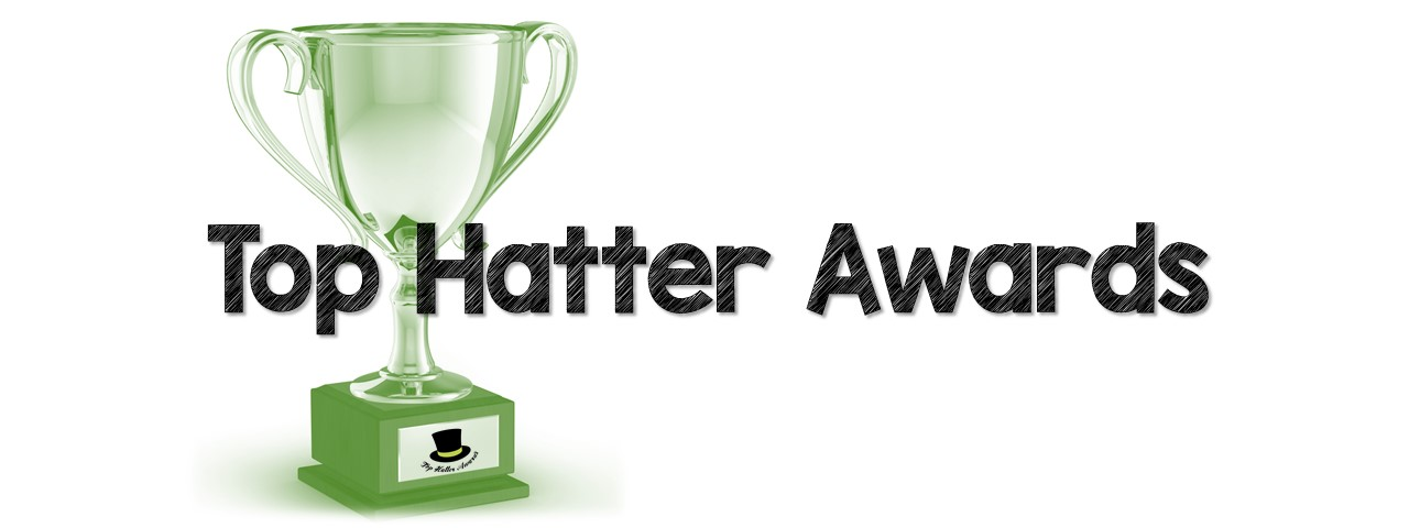 Top Hatter Leadership Awards Logo