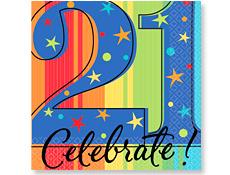 21 Celebrate