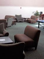 Hollis Center Lounge