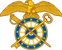 Quartermaster Corps Logo