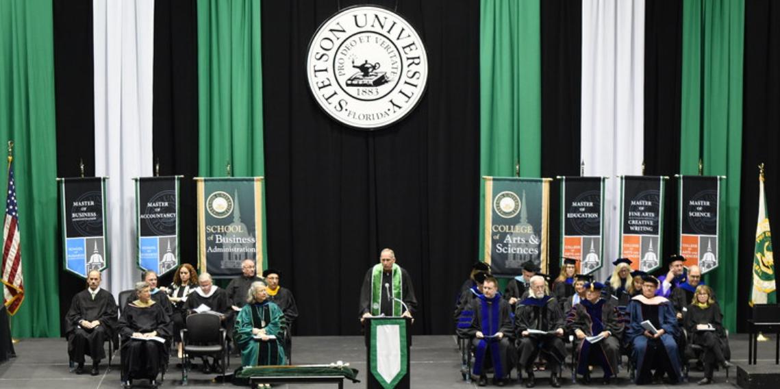 Stetson Graduate Stage