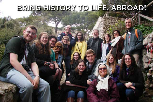 History Abroad