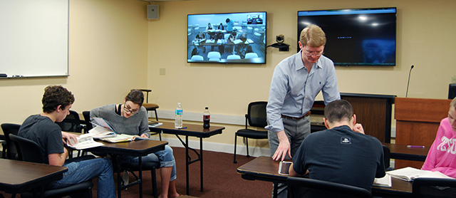 Language Consortium Classroom