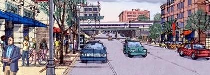 Street Concept Art
