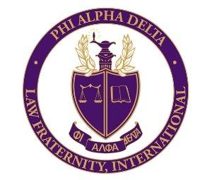 Phi Alpha Delta Crest
