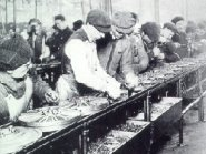 Early 1900s Assembly Line