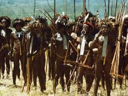 Tribe with Spears