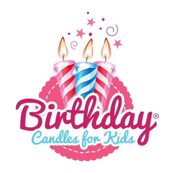 Birthday Candles for Kids Logo