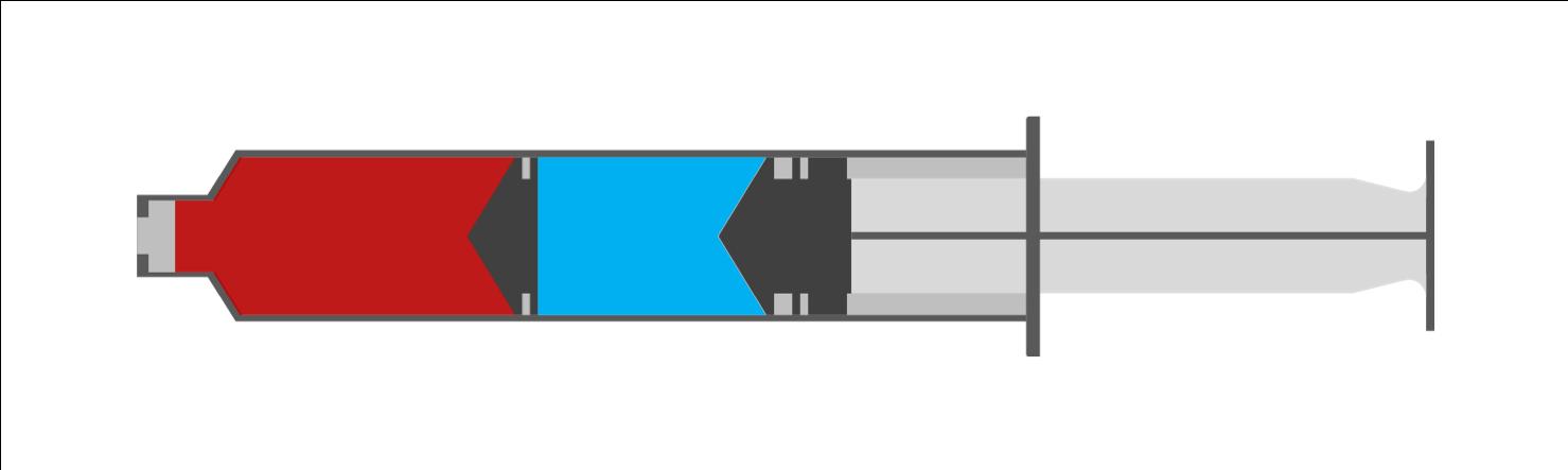 Dyad Syringe Diagram