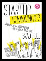 Startup Communities Book