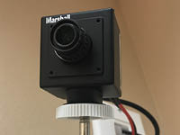 sales lab mounted camera
