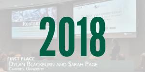 2018 winning presentation