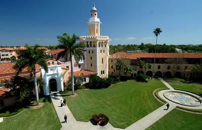 Stetson University Virtual Campus Tour