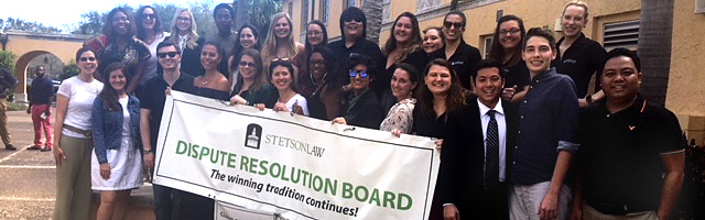 Dispute Resolution Board members and coaches