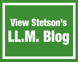 View Stetson's LLM Blog