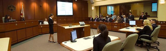 Eleazer Courtroom