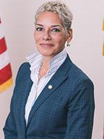 Secretary Simone Marstiller