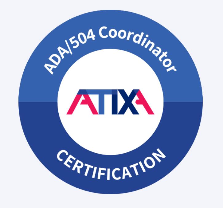ATIXA badge