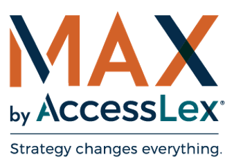 MAX by AccessLex - Strategy changes everything.