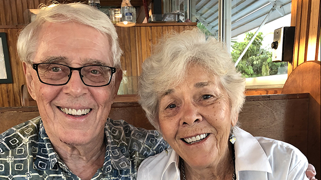 Dick and Joan Jacobs