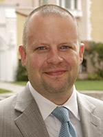 Kevin Hughes portrait