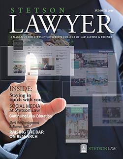 Stetson Lawyer