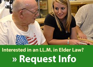 request info about LLM in Elder Law