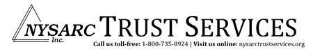 NYSARC Trust Services logo