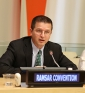 Professor Royal Gardner at the UN